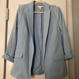 H&M Light Blue Blazer
